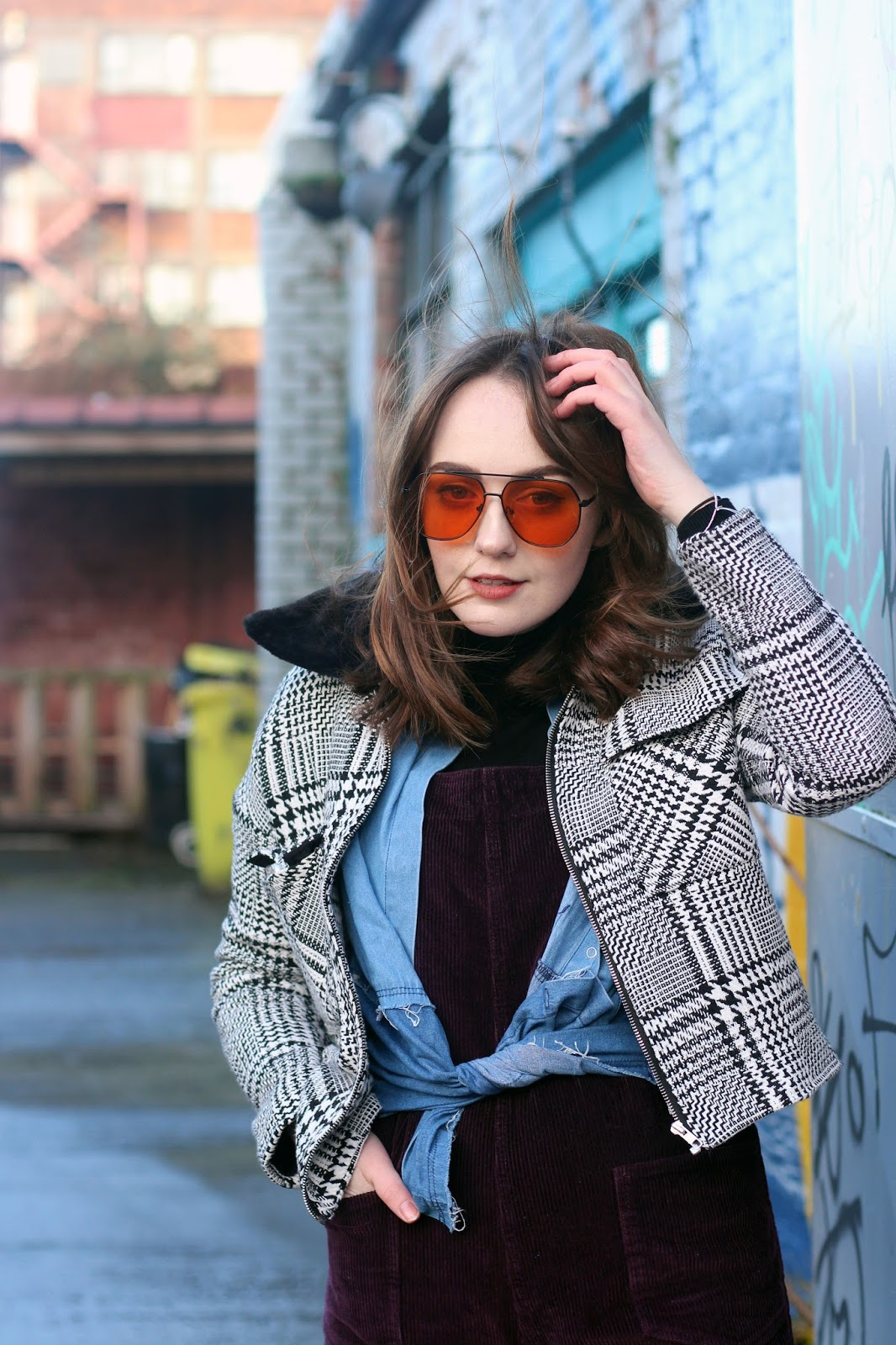 70s inspired fashion by liverpool style blogger