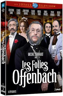 Les Folies Offenbach DVD CINBELOGYWOOD