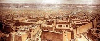 Harappan civilization city