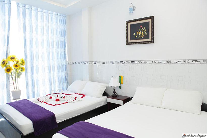 20 Nhà nghỉ Nha Trang giá rẻ gần biển, ga xe lửa và trung tâm