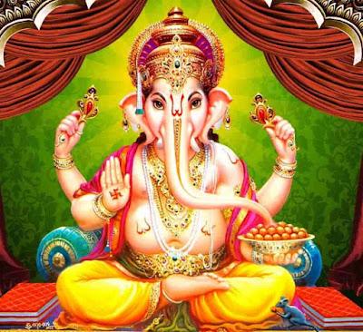 Ganesha Ashtak