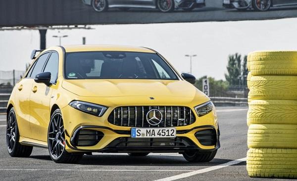 Mercedes-AMG A 45 S Nürburgring Nordschleife