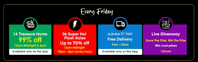 How to buy on Jumia Black Friday 2019 flash sales ?