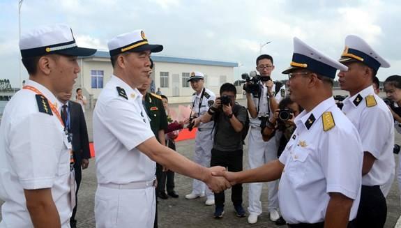 Thiếu tướng Hồ Vĩ Hoa