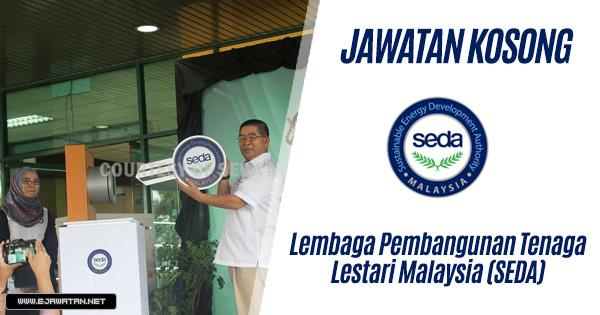 jawatan kosong kerajaan SEDA 2020