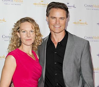 Picture of Becky Southwell with her spouse Dylan Neal