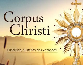 EUCARISTÍA DEL CORPUS CHRISTI EN LAS PARROQUIAS DE LA PAZ