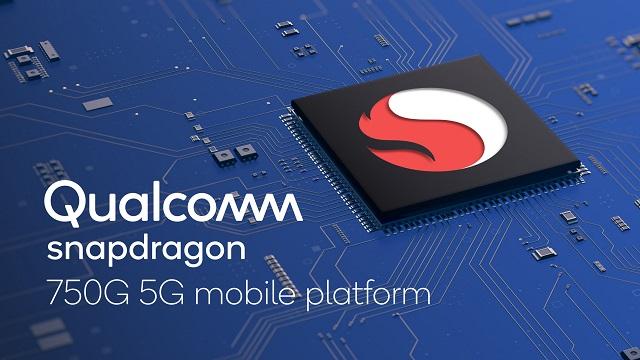 كوالكوم تكشف عن معالج Snapdragon 750G