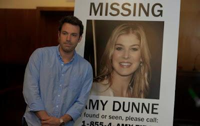 Nick dan poster hilangnya Amy