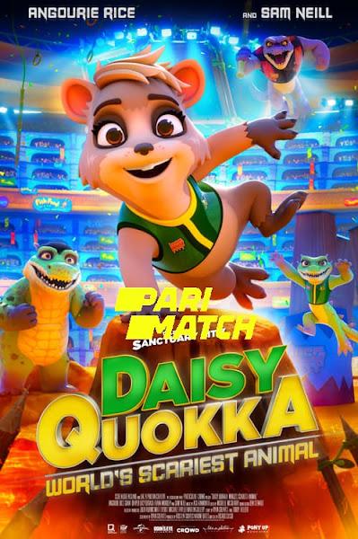 Daisy Quokka Worlds Scariest Animal 2021 Dual Audio Hindi Fan Dubbed 720p