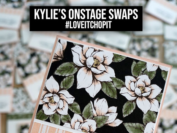 Onstage Sydney 2019 | Our #loveitchopit Swaps