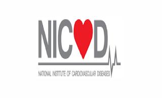 www.nicvd.org - NICVD National Institute of Cardiovascular Diseases Jobs 2021 in Pakistan