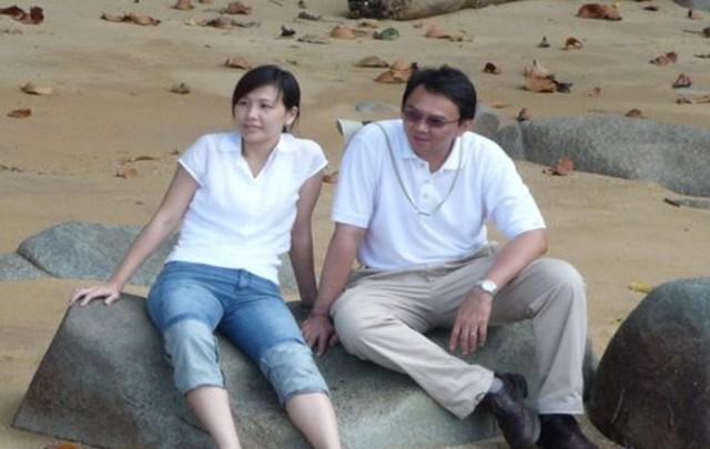 Rayakan HUT Pernikahan, Ahok Tulis Surat untuk Vero