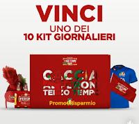 "Concorso Peroni ""Terzo Tempo"" : vinci gratis 50 Kit Peroni ( valore 72,55 euro)"