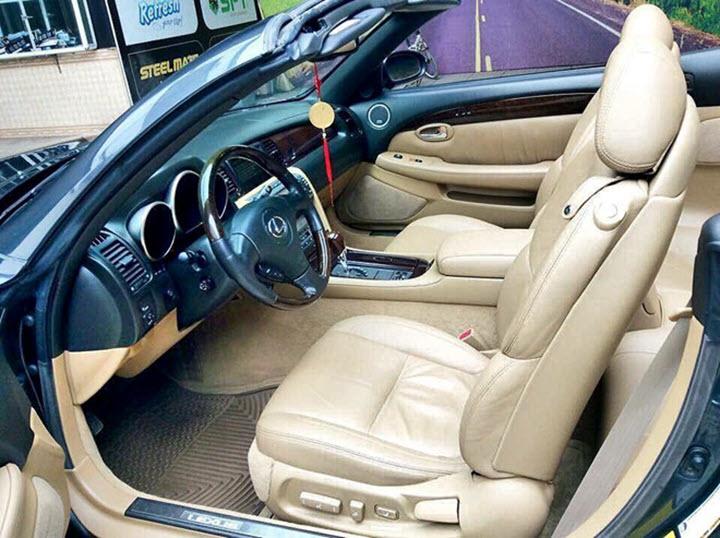 Lexus SC430 15 năm tuổi vẫn 'hút hồn' dân chơi Việt