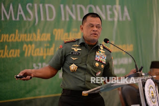 Siapa Bakal Gantikan Panglima TNI?