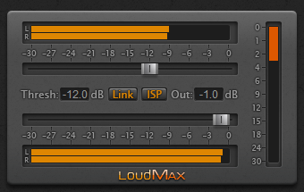 free limiting plugin loudmax
