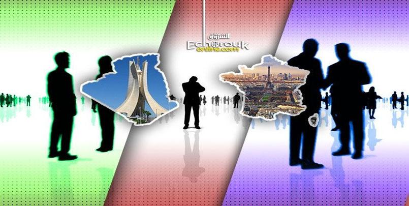 اللجنة رفيعة المستوى الجزائرية الفرنسية,الجزائر فرنسا عودة الادمغة علماء جزائريين في الخارج hommes d'affaires salariés algériens en France 2020 فرنسا و الجزائر DZ العرب الزواف زيطوط امير dz