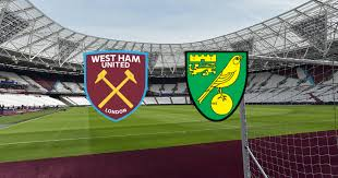 بث مباشر مباراة نوريتش سيتي ووست هام يونايتد 11-07-2020 الدوري الإنجليزي Norwich city west ham united