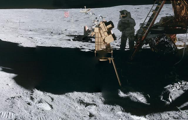 Аполло́н-16 Лунный модуль 3