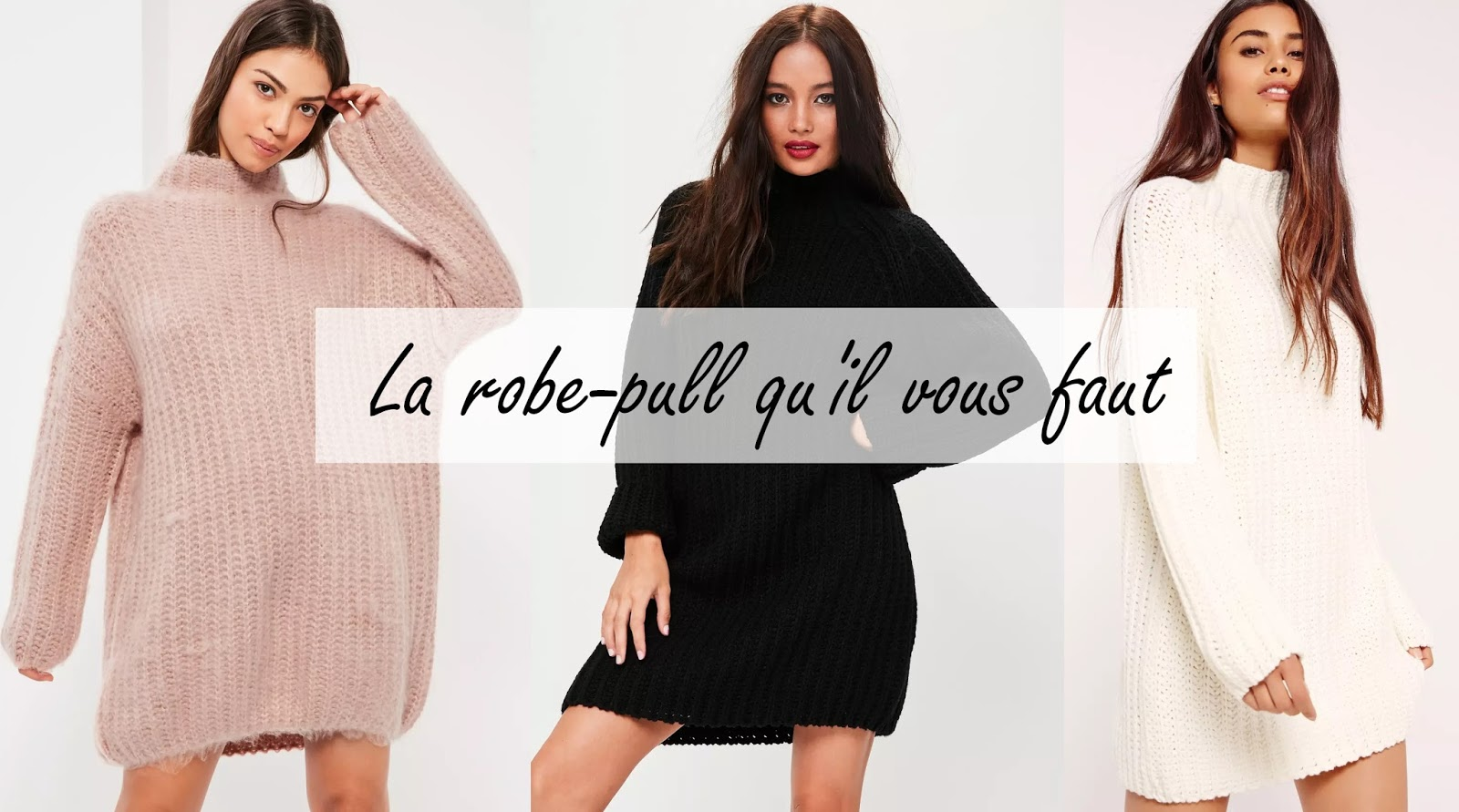 robe-pull-zara-missguided