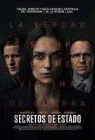 Estrenos de cartelera en España 25 Octubre 2019: Secretos de estado