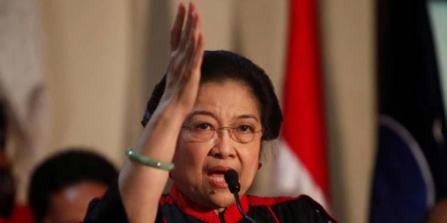 Megawati Heran: 'Nanti Bilang, Itu Salahnya Pemerintah, Lho Enak Saja!'