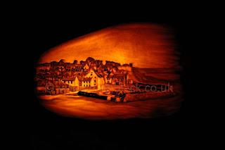 Pumpkin Carving of Crail