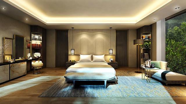 Phòng ngủ.