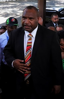 PM Marape gives K7 million to Manus