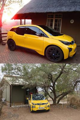 Easy charging in Kruger