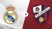 شاهد مباراة  ريال مدريد وهويسكا بث مباشر اليوم بتاريخ 2021/02/06 في الدوري الإسباني