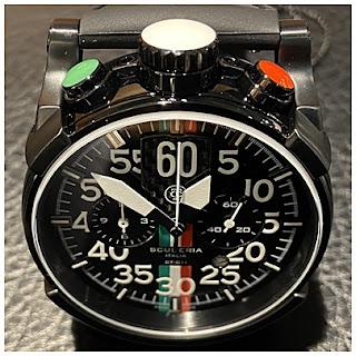 CT SCUDRIA スクーデリア イタリア 時計 ウォッチ