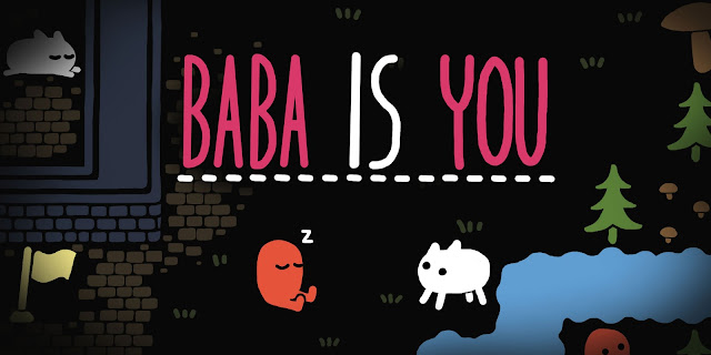 baba is you, goty