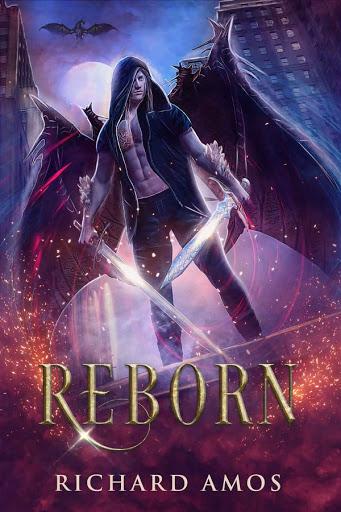 Reborn   Fire falls #1   Richard Amos