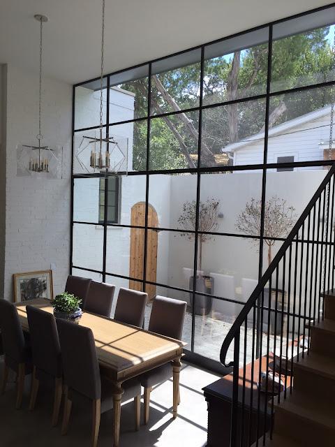 Portella custom steel doors and windows - Black metal french doors exterior ...