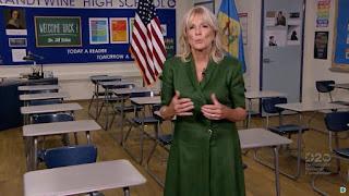 Jill Biden , de professora a primeira dama dos EUA