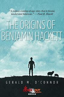 The Origins of Benjamin Hacket   cover