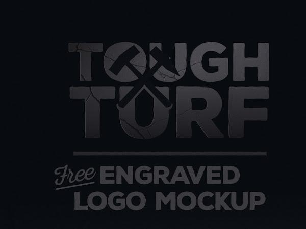 Download Tough Turf Logo Mockups Free