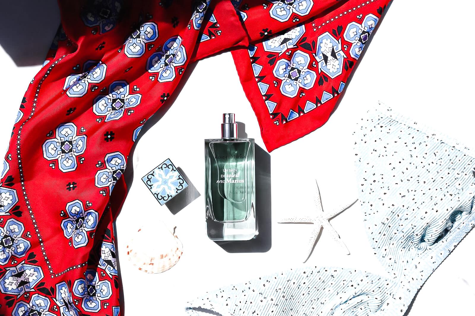 Rose et Marius Un Bain De Soleil Parfum revue