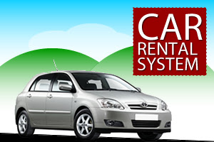 Rent Car System ASP.NET Full Project Download