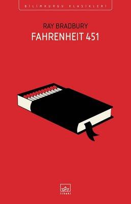 Fahrenheit 451 Kitap Görseli