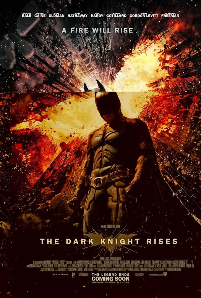Review Filem The Dark Knight Rises