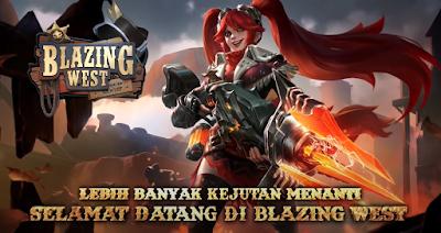 blazing west ML