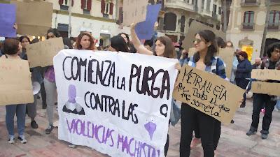 Manifestación Día de la Mujer 2018