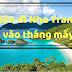 Bạn có biết nên du lịch Nha Trang vào tháng nào nhất không?