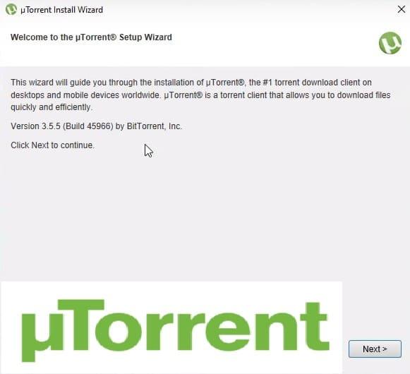تحميل برنامج تورنت للكمبيوتر من ميديا فاير