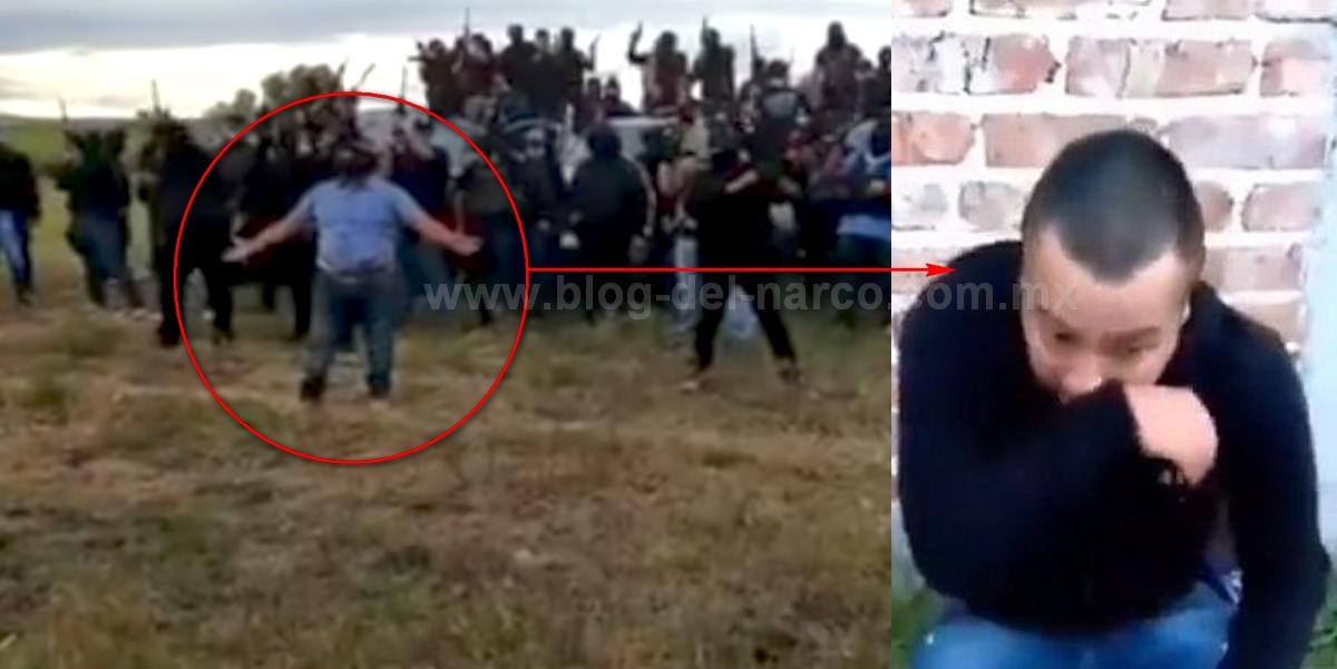 """""""El Marro"""" sabe que su detención o muerte se aproxima, el CJNG y el Gobierno lo buscan, este es el ascenso y caída del señor de Guanajuato"""