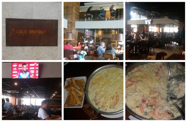 Onde comer no Shopping Iguatemi Campinas - Coco Bambu