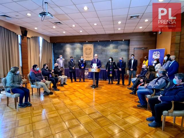 Anuncios del Alcalde Emeterio Carrillo